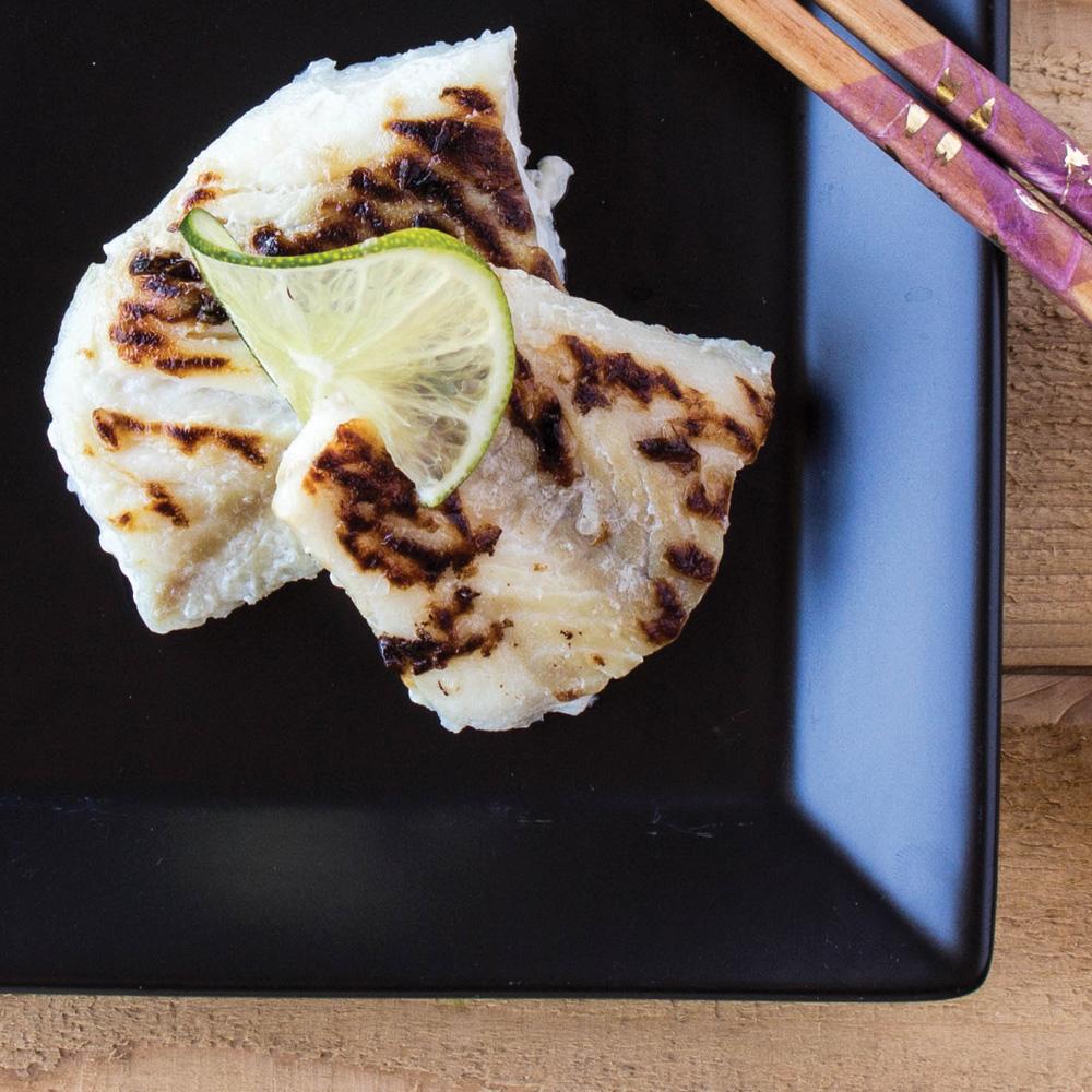 Van Koji Foods - Grilled Fish
