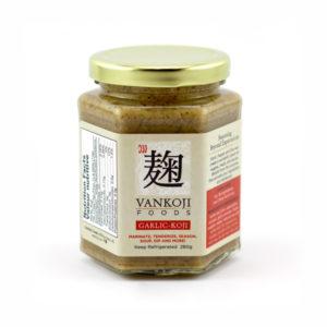 Van Koji Garlic Koji